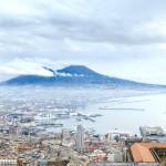 Kampánie – Neapol, Pompeje, Capri
