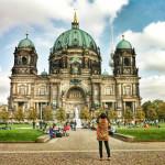 Berlín a Drážďany
