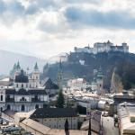 Salzburg a okolí